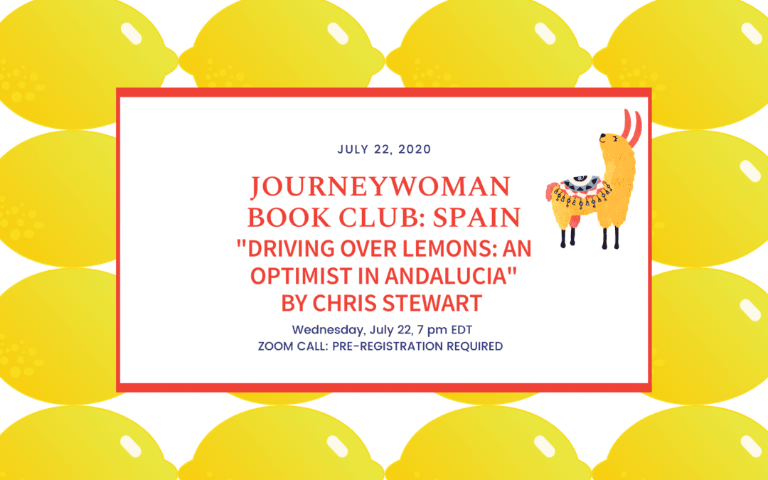 JourneyWoman Book Club: Books to Transport you to Faraway Places
