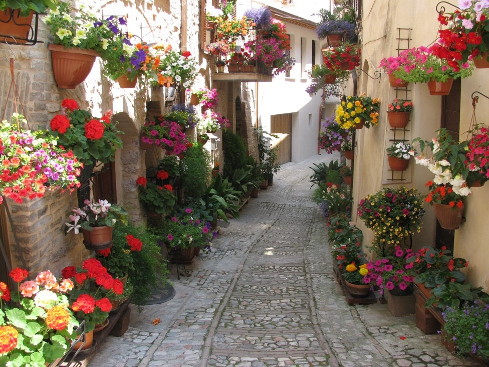Village Vacations & Tours in Umbria & Tuscany